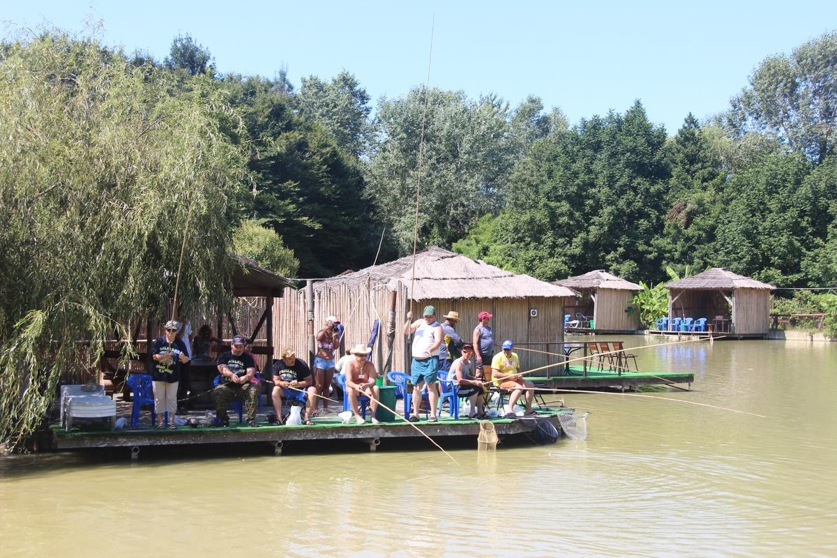 рыбалка на ачигварском озере цены
