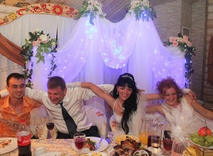 Свадьба на Ачигварском