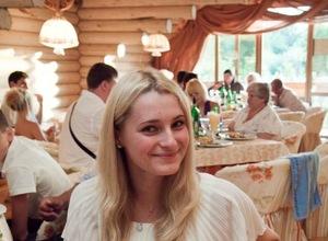 Свадьба Николая и Ольги Василенко в ресторане
